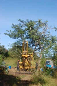 Ayago drill core (J. Kerbis)