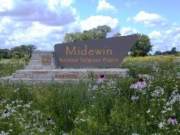Midewin sign