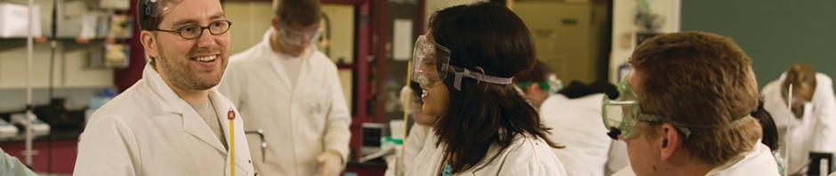 Bio and Chem people at RU