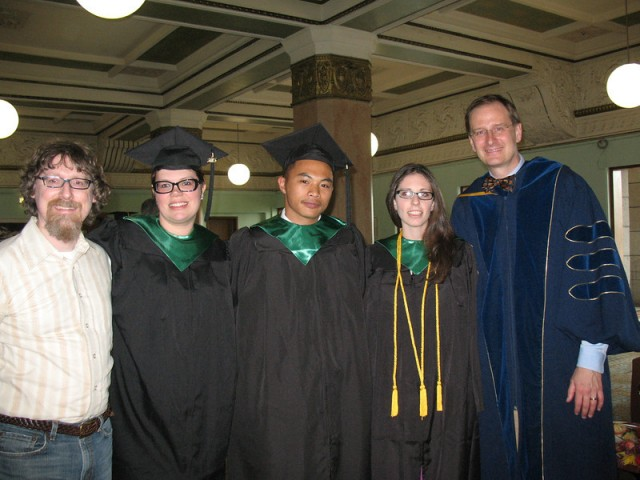 SUST grads and profs