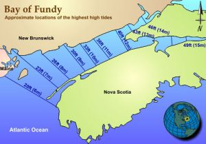 Bay of Fundy - NOAA