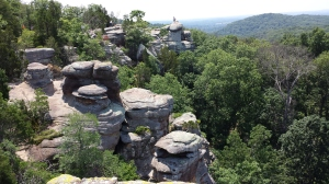 Exploring the Garden of the Gods in Shawnee National Forest