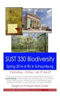 SUST 330 Spr2014 Flyer v3