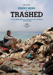Trashed movie poster 256x360