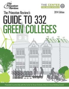 PrincetonRev GreenColleges 2014