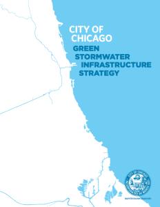 Chgo Green Infrastructure Plan 2014