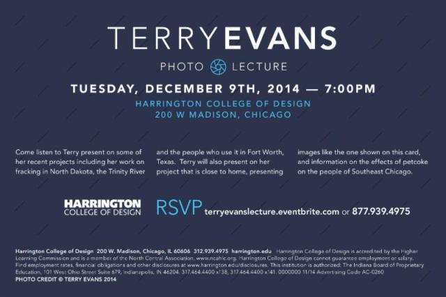 Terry Evans lecture 9 Dec 2014 pt2
