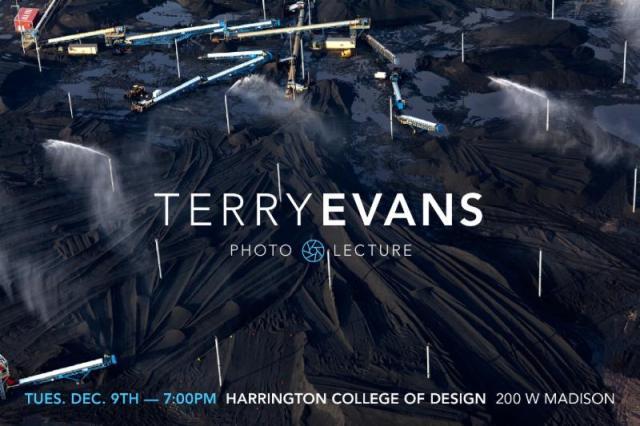 Terry Evans lecture 9 Dec 2014