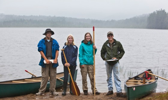 AWI Early Detection Team (source: Adirondack Watershed Institute)
