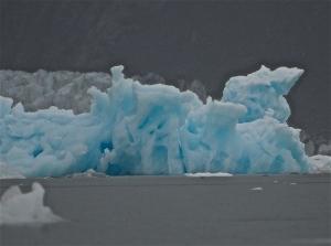 The Peterson Glacier in Alaska (M. Hoffman)