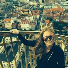 Shannon C in Copenhagen M15