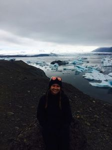 Shannon Conway in Iceland, June 2015