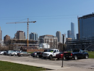 Development on the 'Near North Side', as it's now called