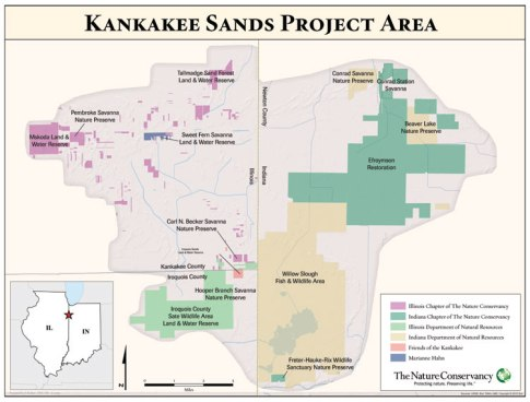 Kankakee-sands-bi-state-map TNC