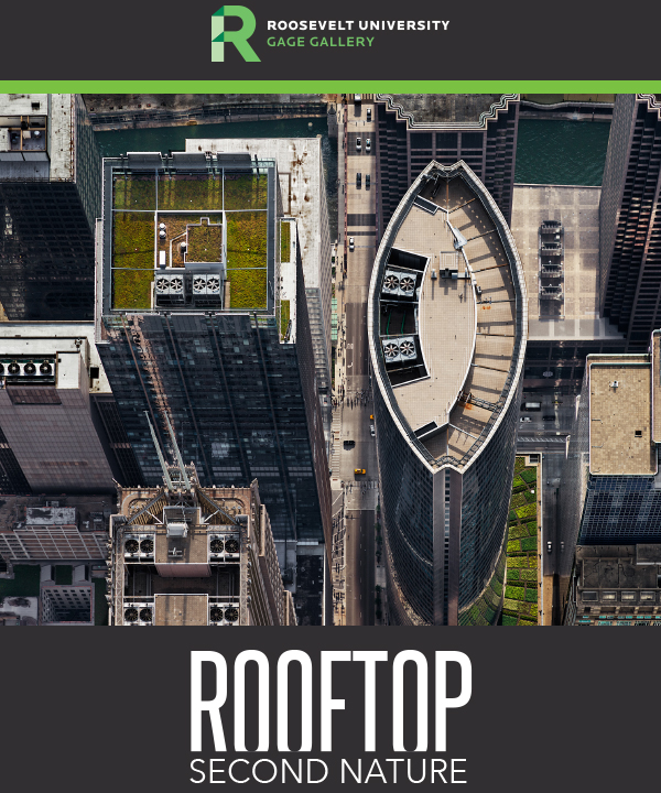 Rooftop Second Nature exhibit promo image S17